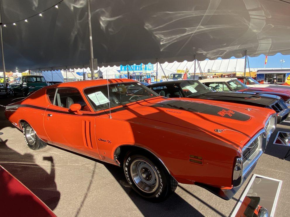 1971 Dodge Charger R/T 2 Door Hardtop