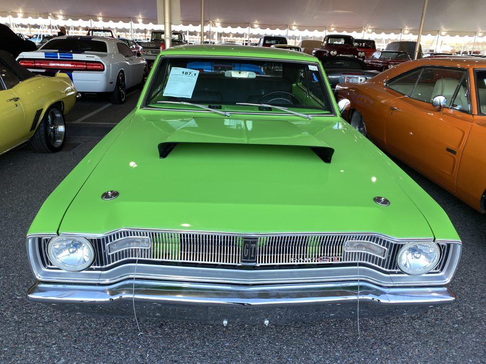 1967 Dodge Dart GT Custom Coupe