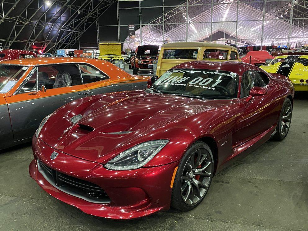 2013 Dodge Viper GTS Vin 001