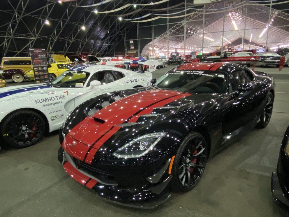 2017 Dodge Viper ACR 1:28 Special Edition #1