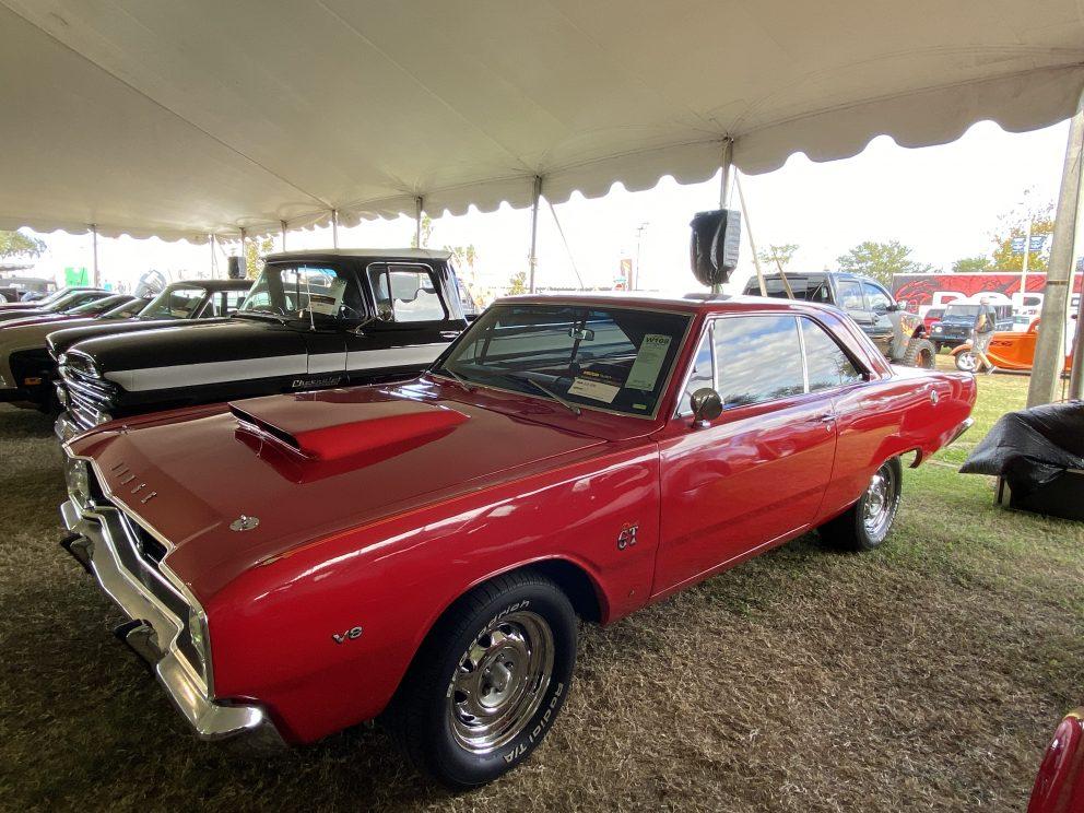 1967 Dodge Dart GT