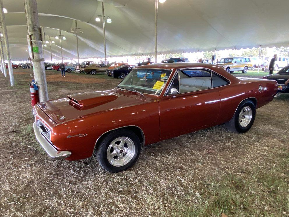 1967 Plymouth Cuda