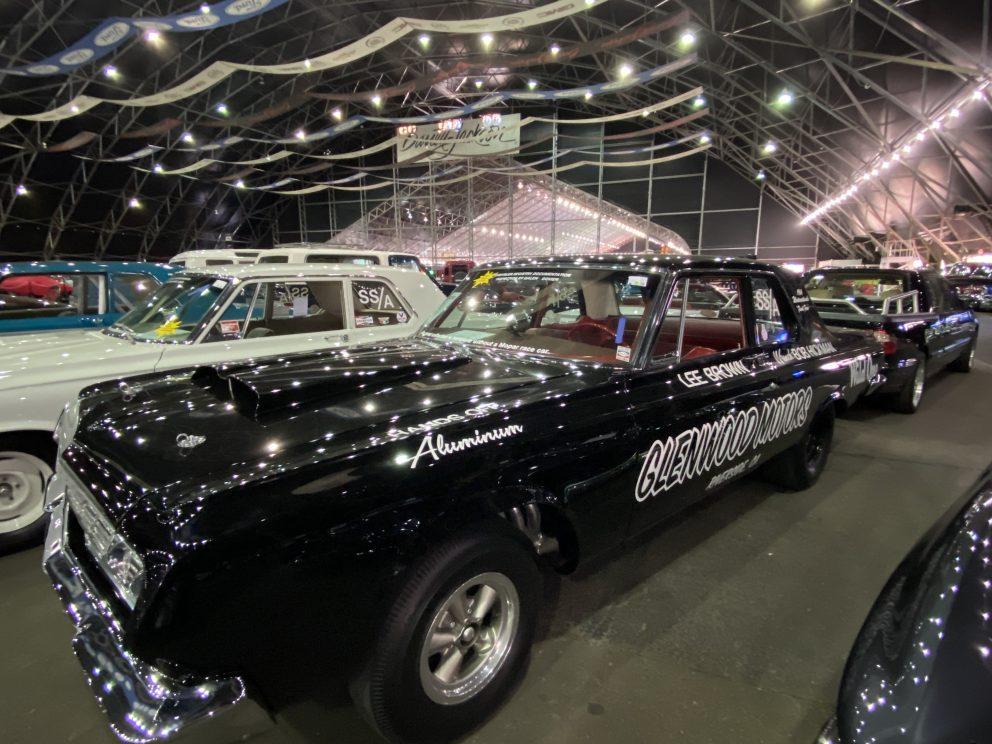 1964 Plymouth Savoy Lightweight SS/A Race Car