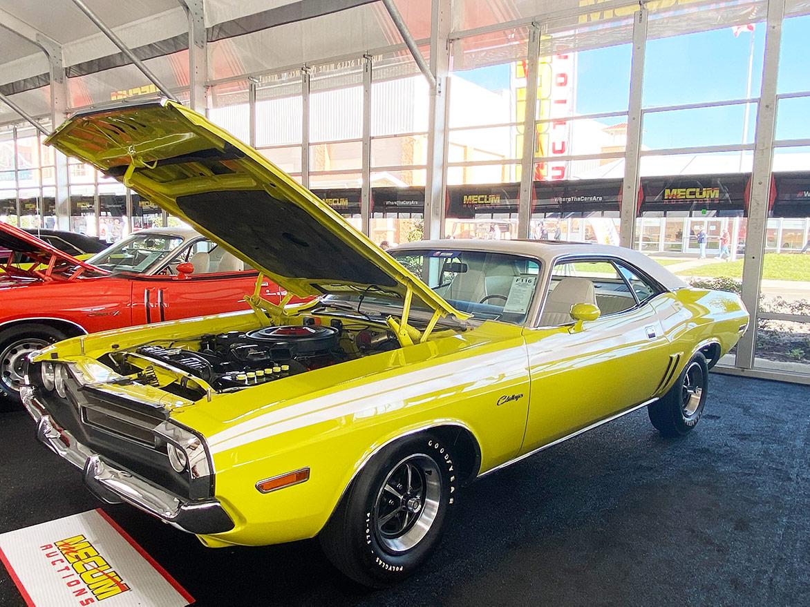 1971 Dodge Challenger R/T Sunroof