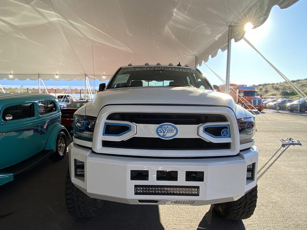 2018 Ram 2500 Custom Pickup