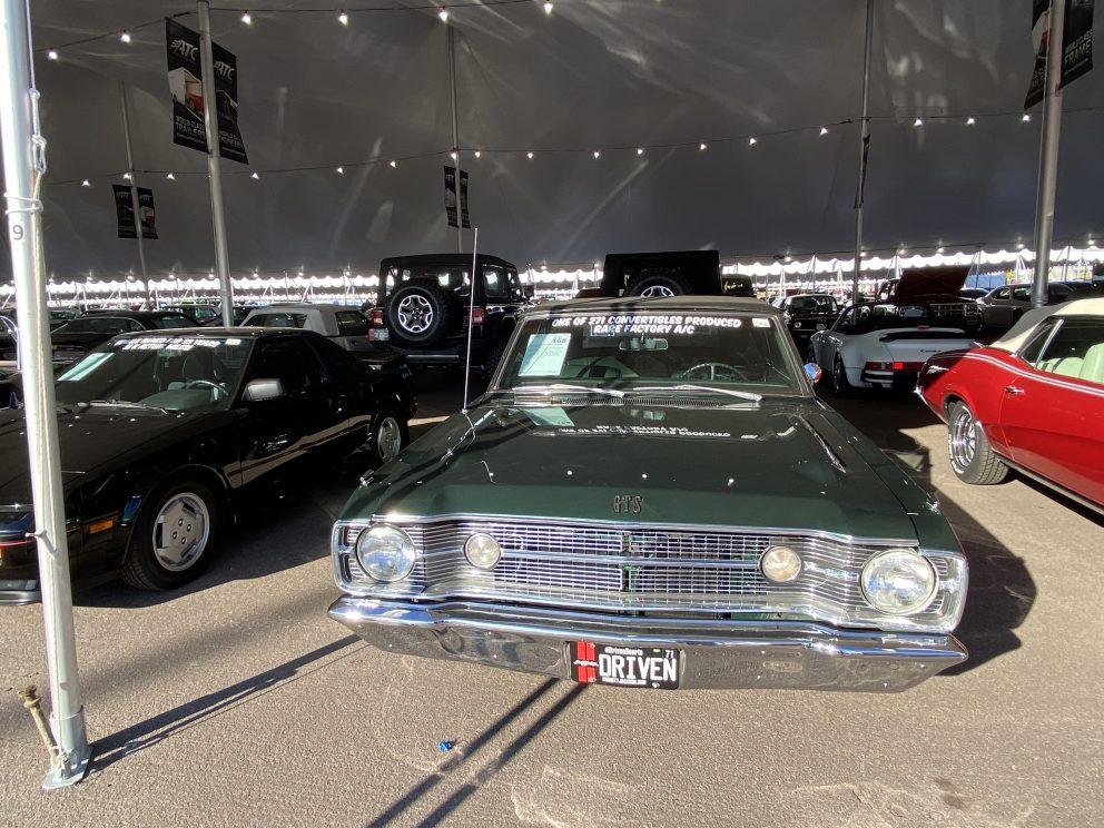 1968 Dodge Dart GTS Convertible