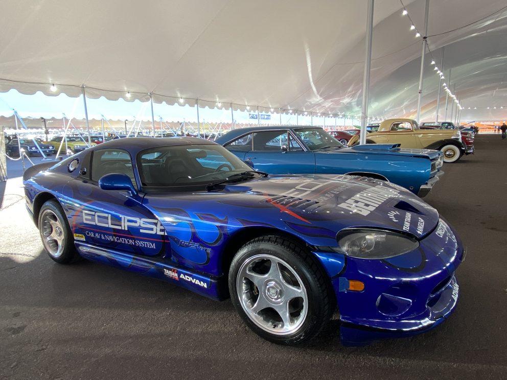 Steve Aoki's 1997 Dodge Viper GTS