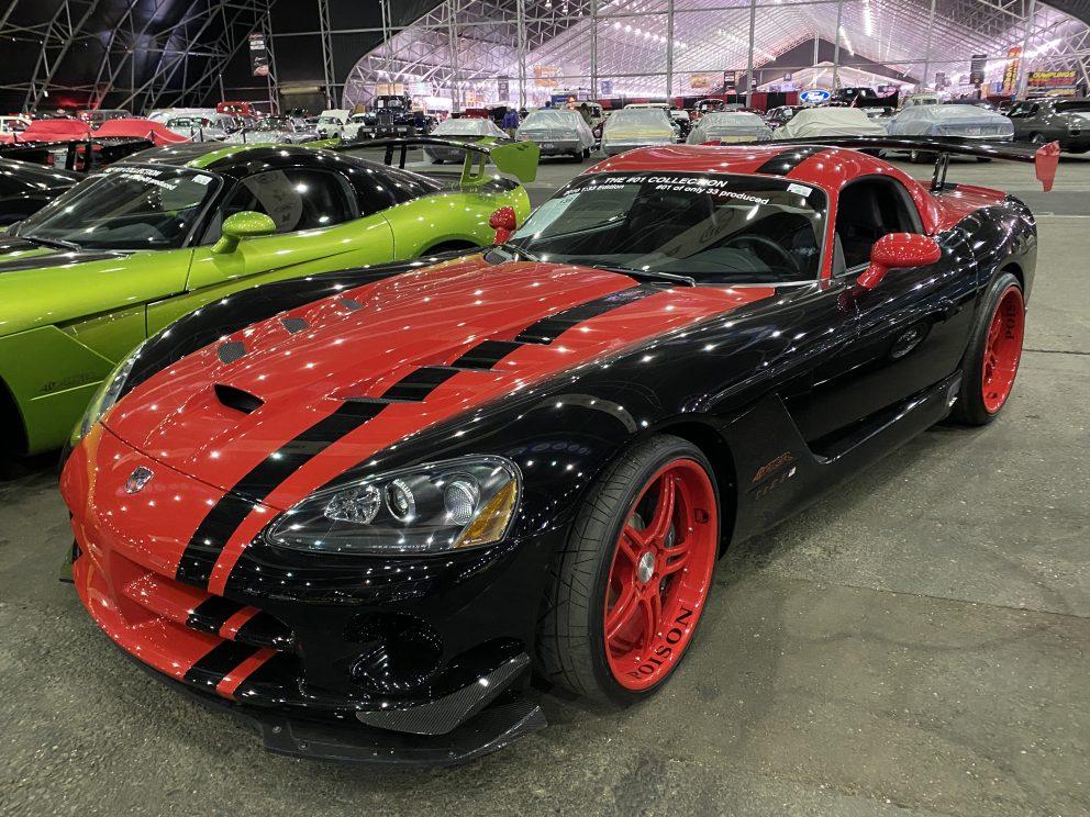 2010 Dodge Viper ACR 1:33 Special Edition #1