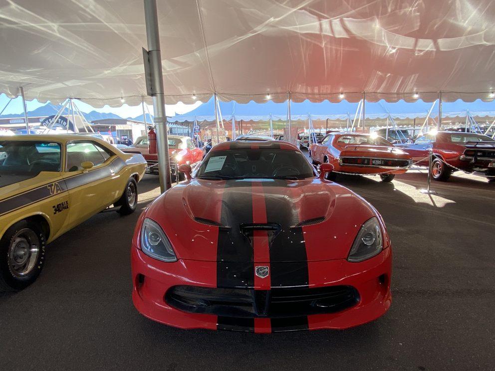 2014 Dodge Viper SRT/GTS