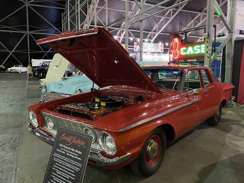 1962 Plymouth Belvedere Max Wedge