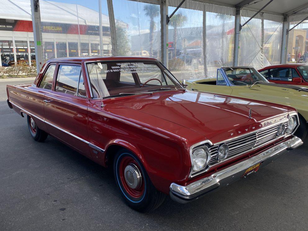 1966 Plymouth HEMI Belvedere I