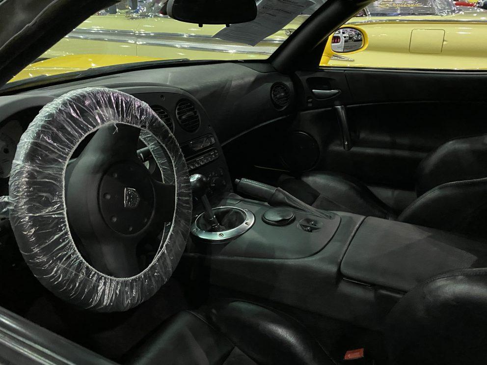 2005 Dodge Viper SRT/10 Convertible