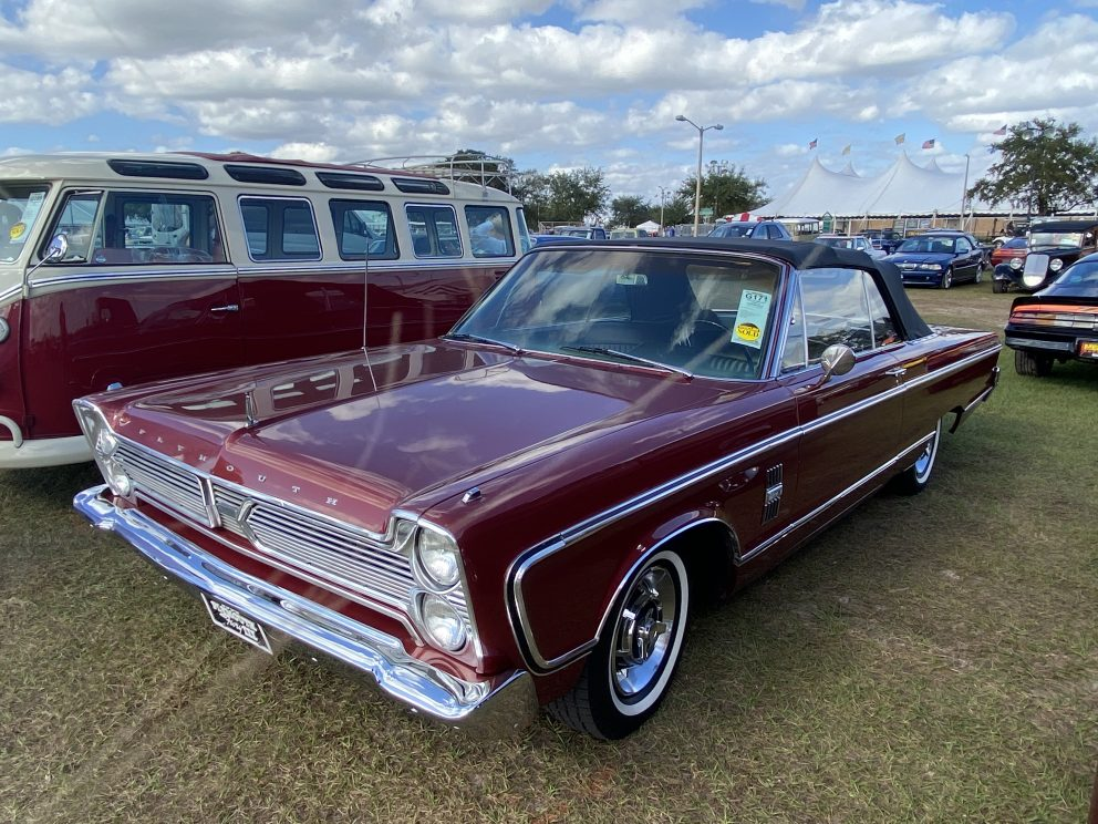 1966 Plymouth Fury II Convertible
