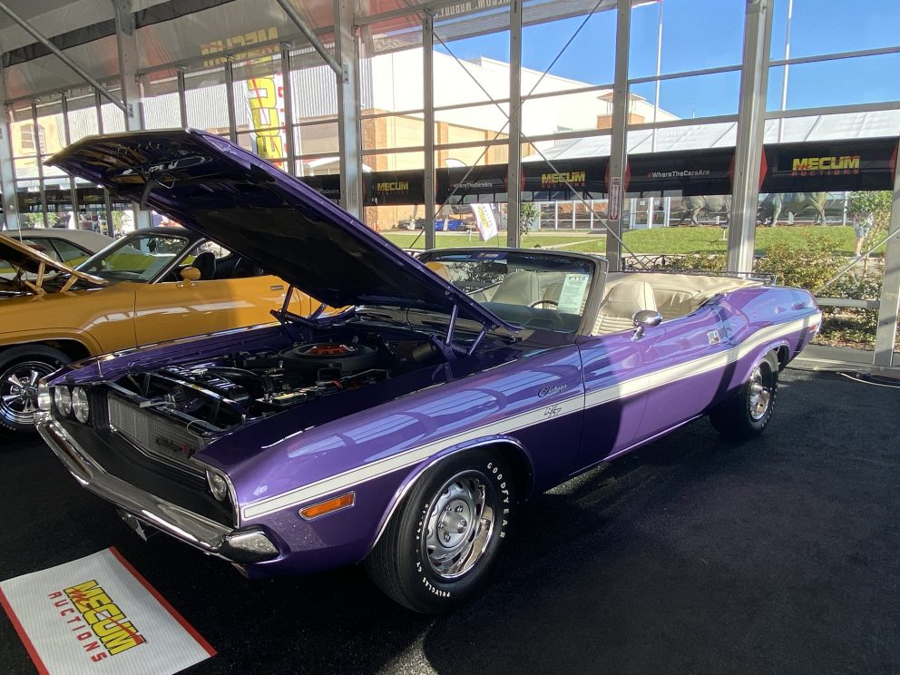 1970 Dodge Challenger R/T Convertible