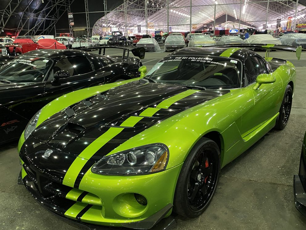 2010 Dodge Viper ACR SSG Special Edition #1 - 1 of 30