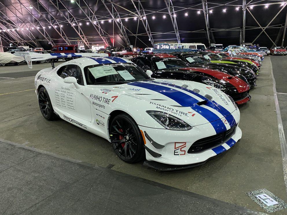2017 Dodge Viper GTS-R Nurburgring Edition #1