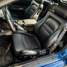 Interior of a Dodge Stealth