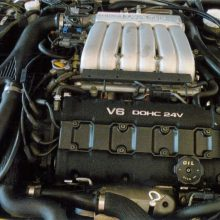 Engine of Dodge Stealth