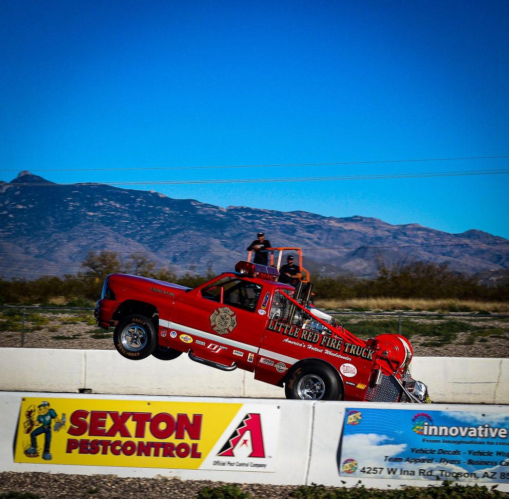 stunt vehicle
