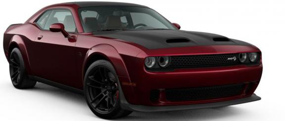 2020 Challenger Hellcat Redeye