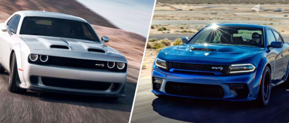 Dodge Charger and Challenger