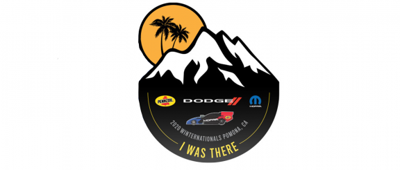 I was there event logo