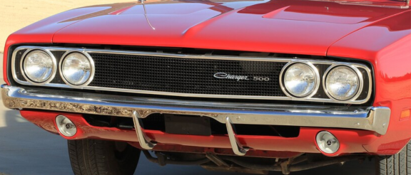 front end of 1969 dodge charger 500