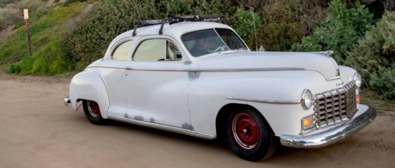 1947 Dodge vehicle