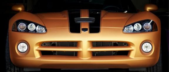 2008 Dodge Viper R/T-10