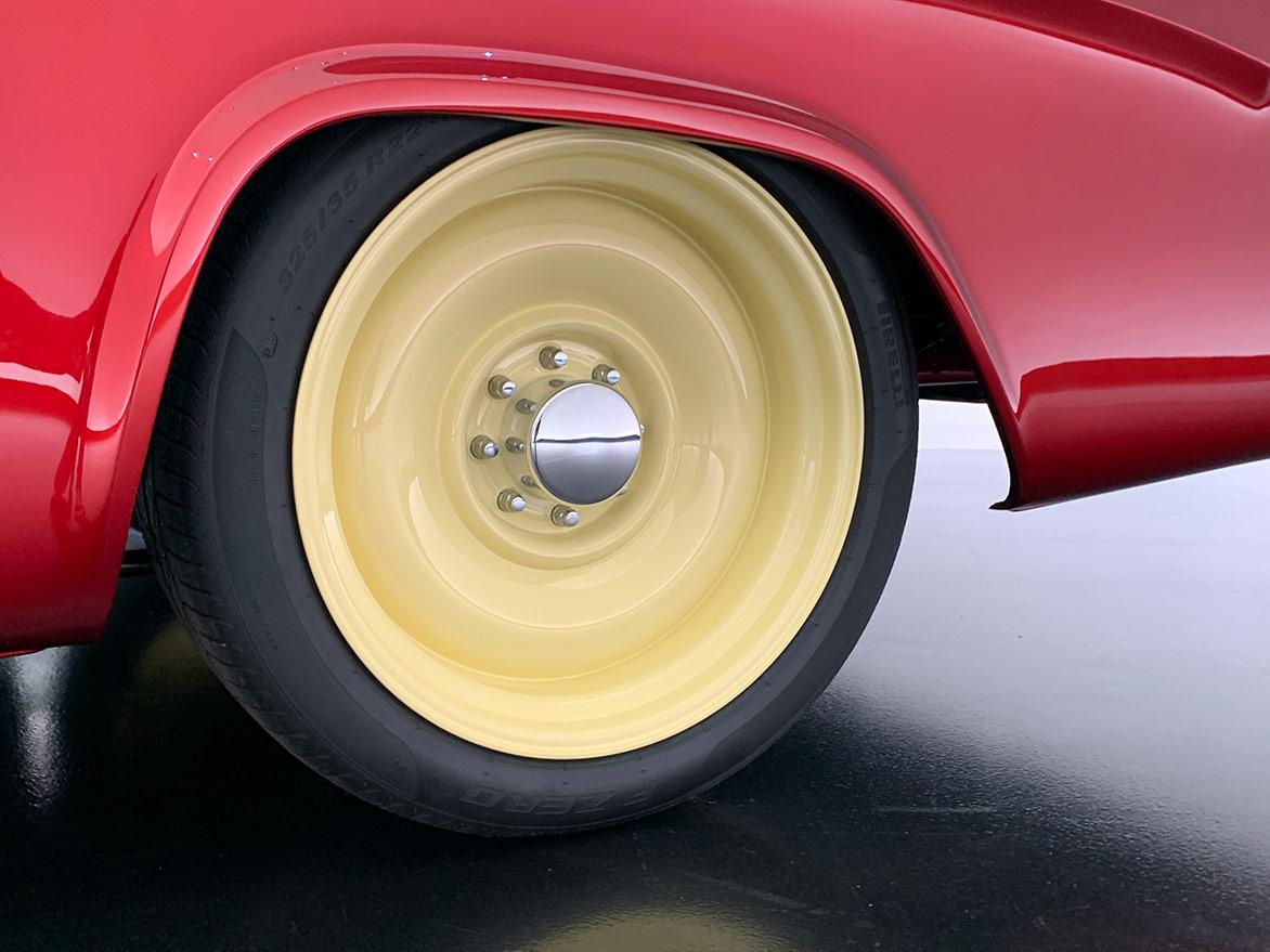 concept car wheel