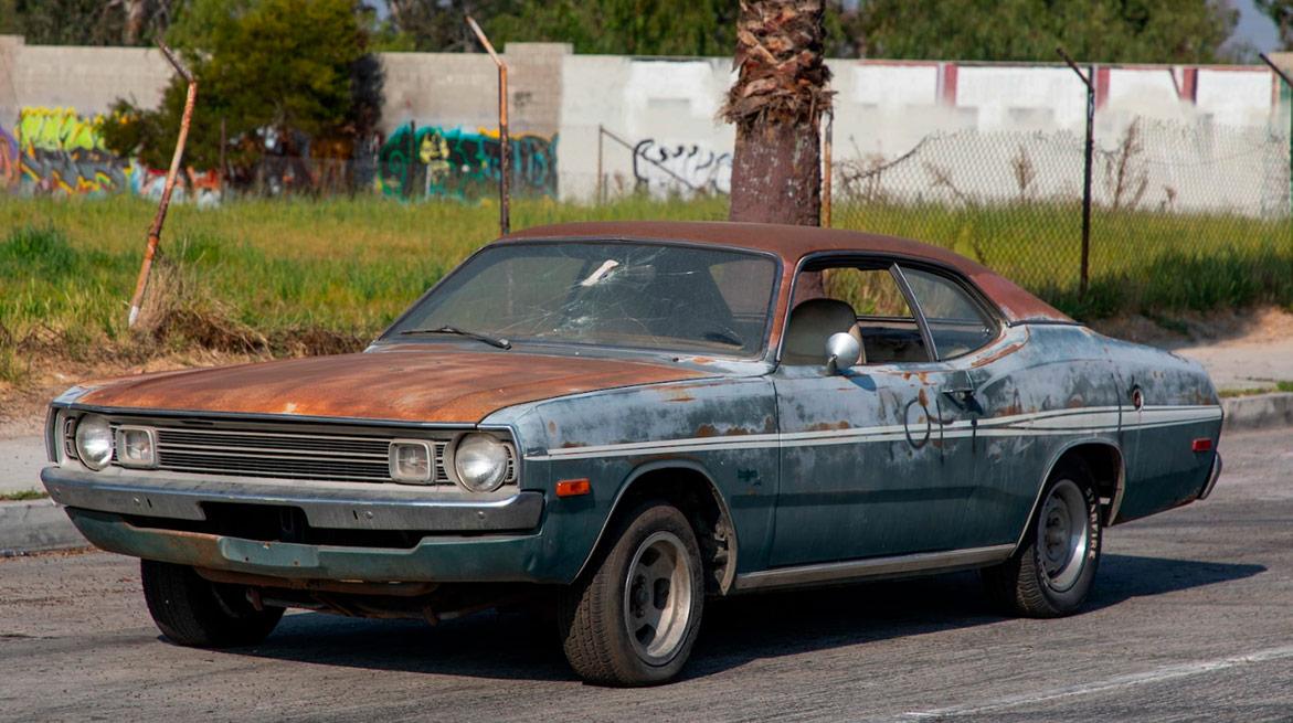 1972 Dodge Demon