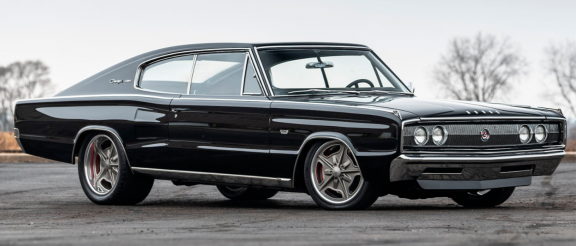 1967 Dodge Charger Resto Mod