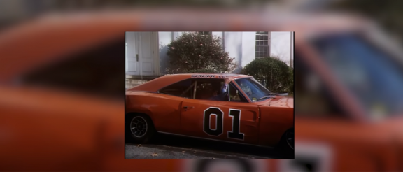 general lee dodge charger