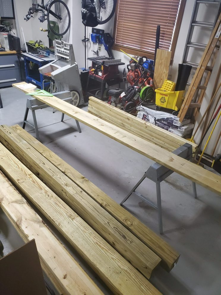 woodworking project