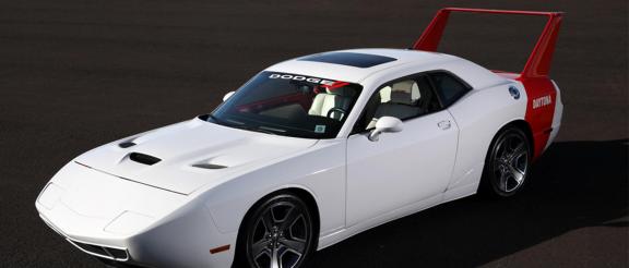 Dodge Charger Daytona tribute car