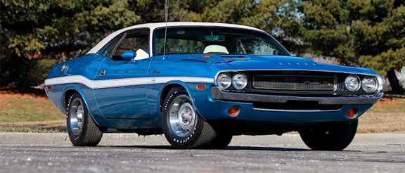 Dodge Challenger R/T 440 6-Pack