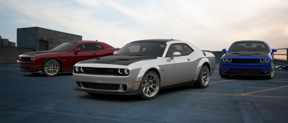 Dodge Challenger 50th Anniversary Celebration Continues with New Options for Muscle Car Season