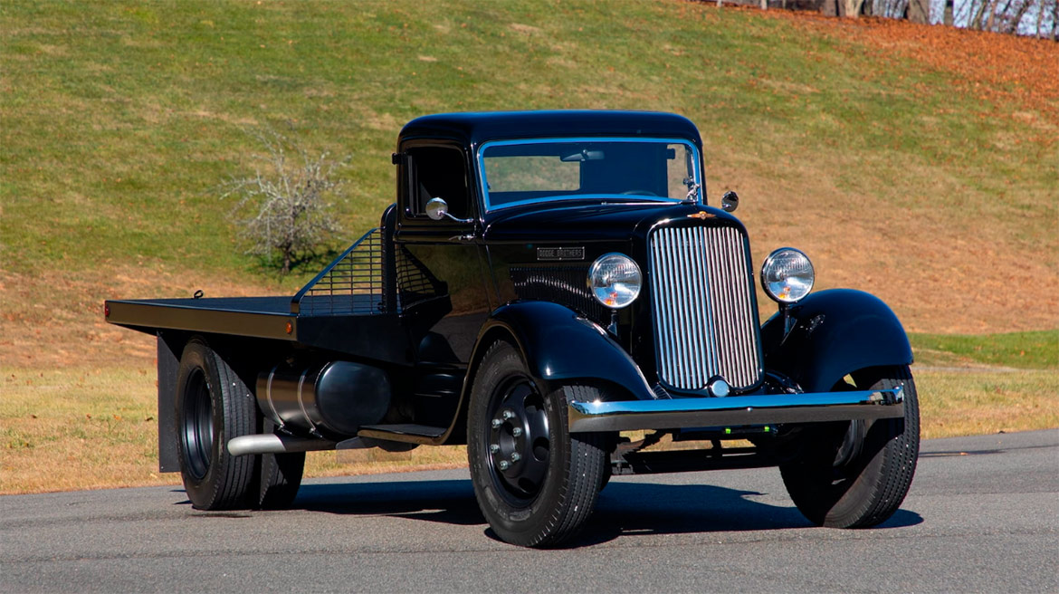 1935 Dodge Brothers Dually Flatbed