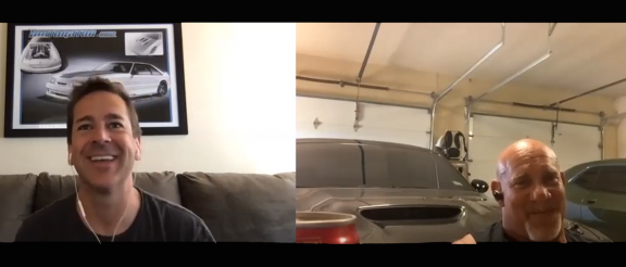 CarCast: Goldberg's New Garage