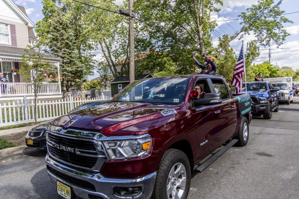 parade vehicles