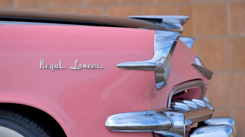 1955 royal lancer