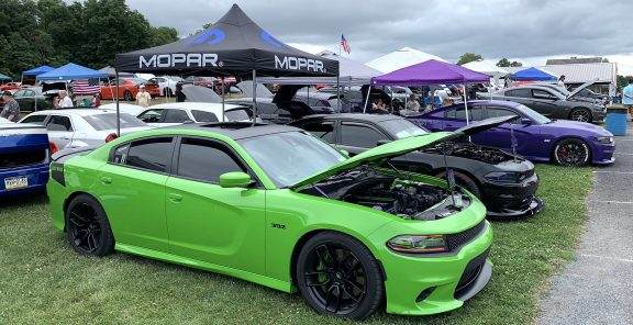 Day One: Carlisle Chrysler Nationals – Modern Muscle Invades The Show