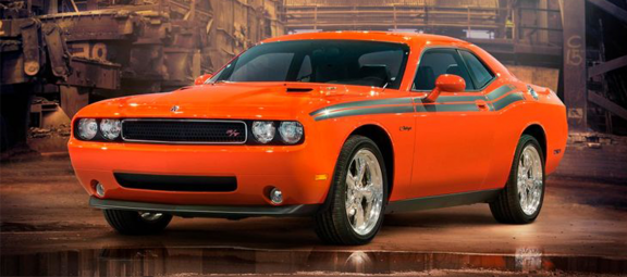 2009 Dodge Challenger R/T Classic
