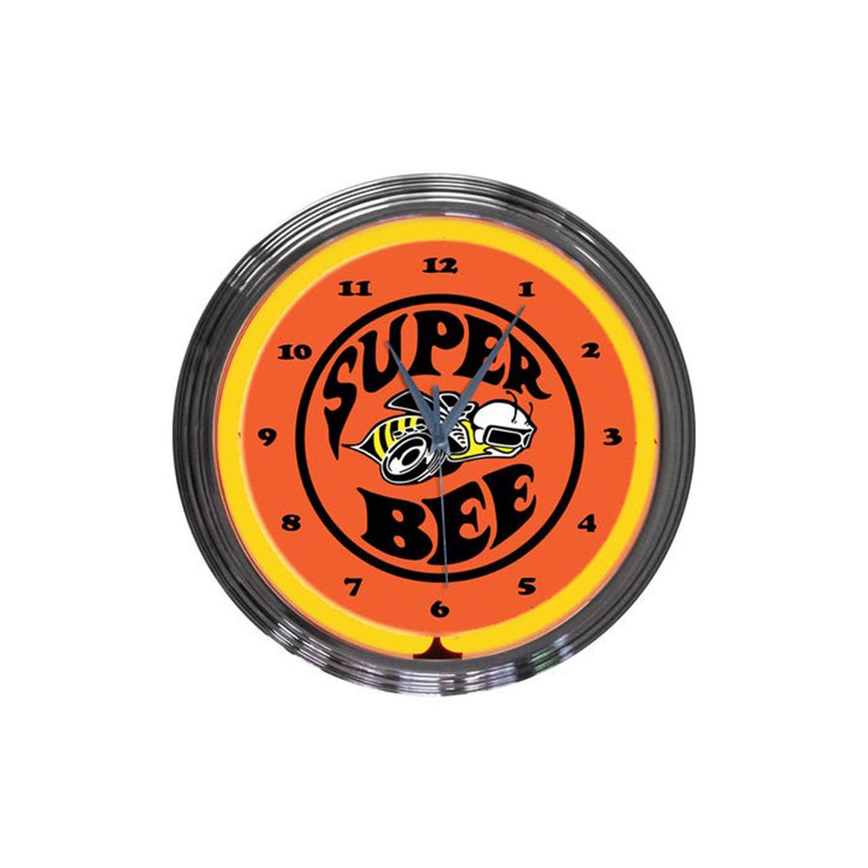 Super Bee clock