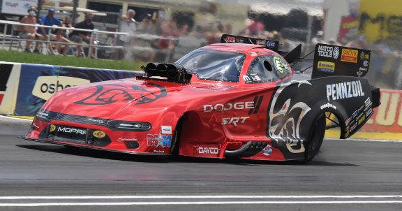 Dodge Lends Title Sponsorship Support to NHRA's Third Consecutive Indianapolis-based Event