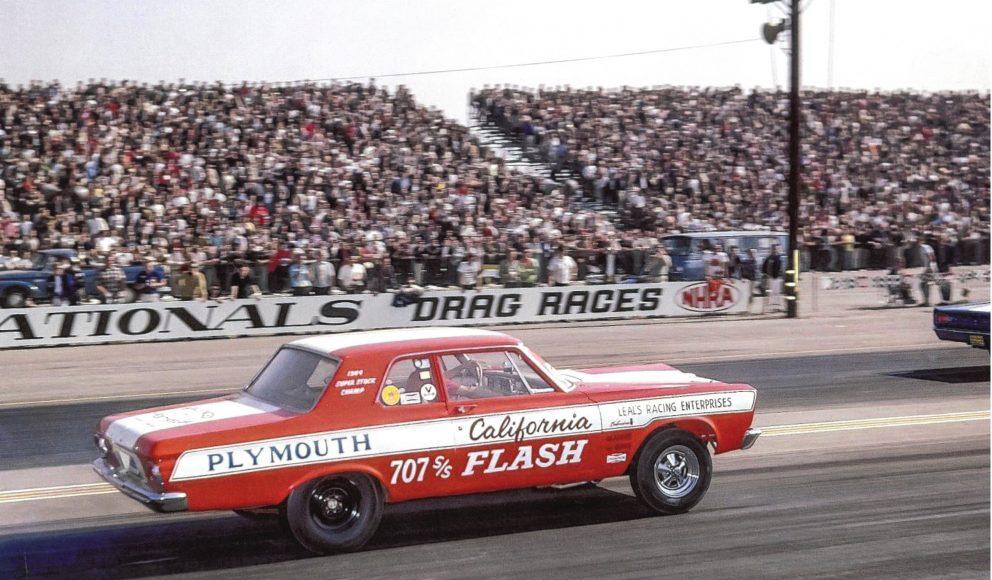 car drag racing