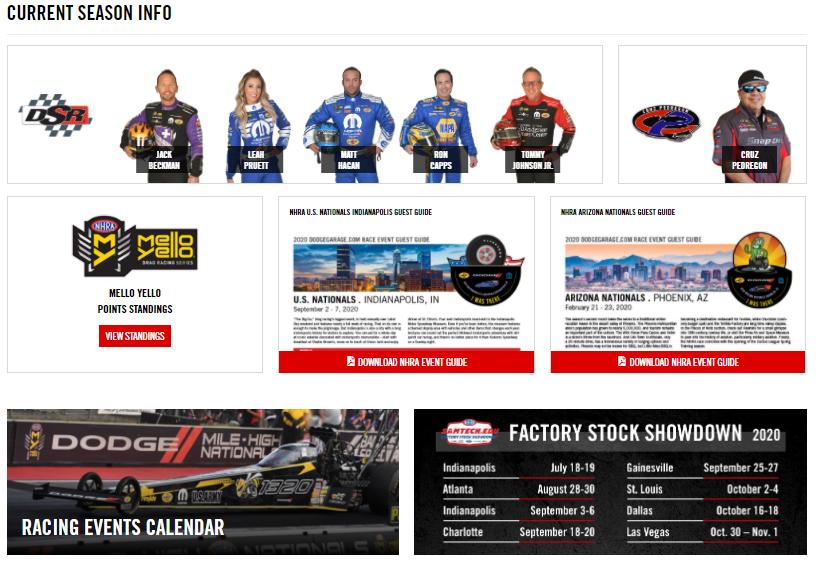 DodgeGarage Racing HQ