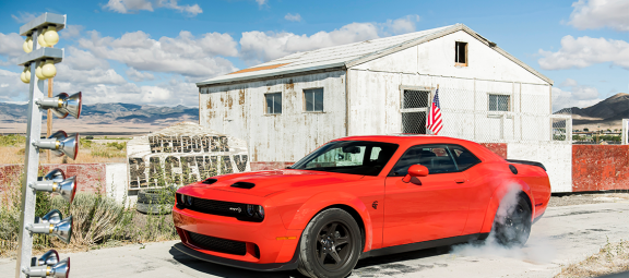 2021 Dodge Challenger Super Stock
