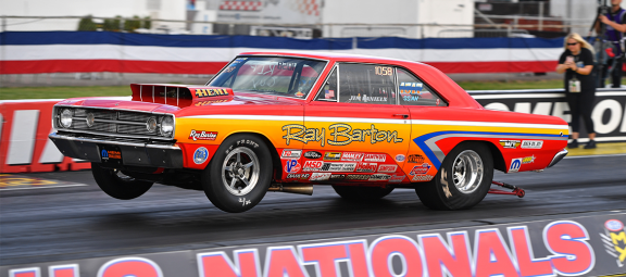 2020 Edition of the Dodge HEMI<sup>&reg;</sup> Challenge Revving Up at the NHRA U.S. Nationals