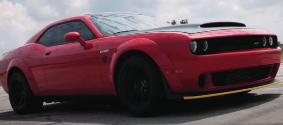 Could the Dodge Challenger SRT<sup>&reg;</sup> Demon Be More Irresistable?